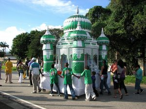Trini muslim
