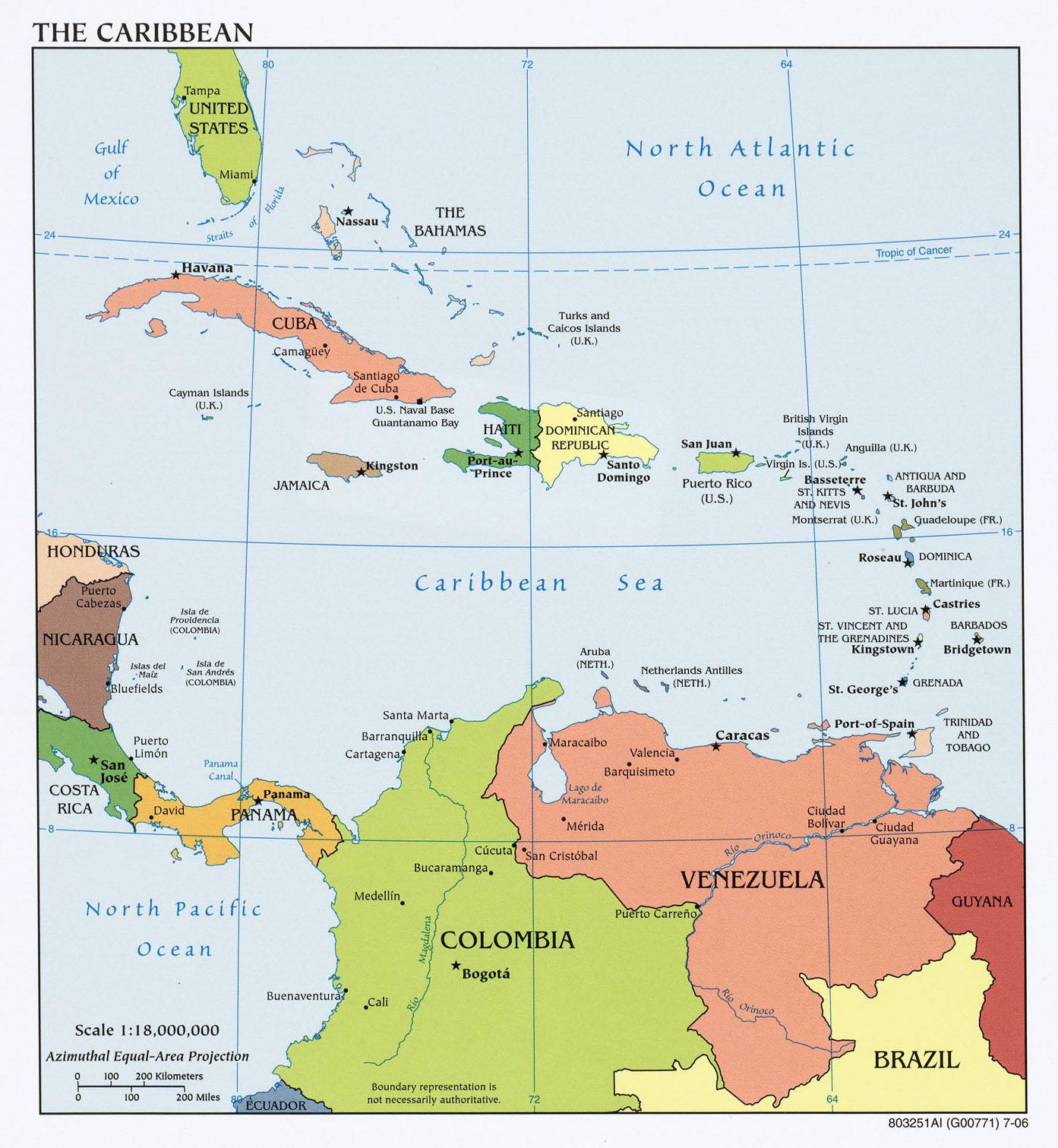 Caribbean Deutsch