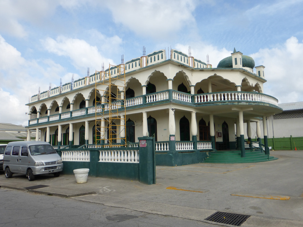 Overview of Barbados Muslims - Caribbean Muslims