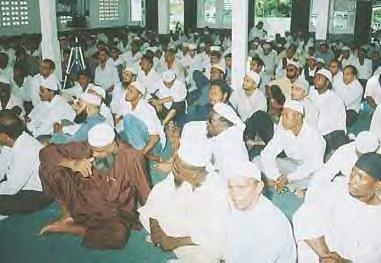 guyana muslim