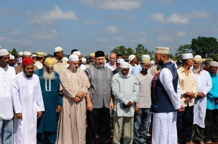 suriname muslim