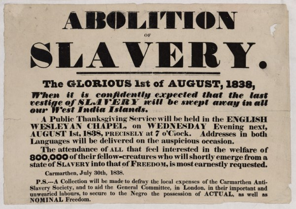 a history of john browns actions against the slavery and the concept of the abolitionist movement on There was no slavery in history,  our relations to the anti-slavery movement must be  lincoln could argue with lucidity and passion against slavery on.