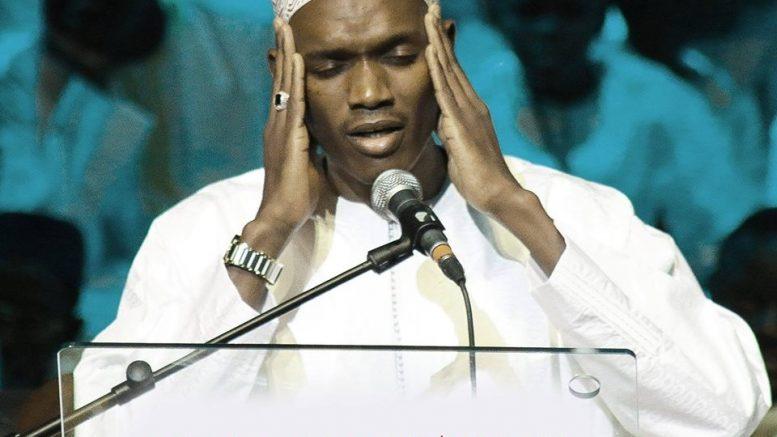 Senegal's Gifted World Class Quran Reciter Muhammad Hady Toure