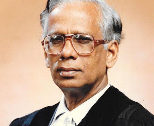 Dr. Mohamed Shahabuddeen