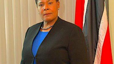President Paula-Mae Weekes