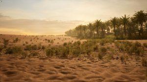 Karbala landscape