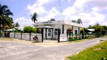 The Queenstown Masjid, Essequibo Coast