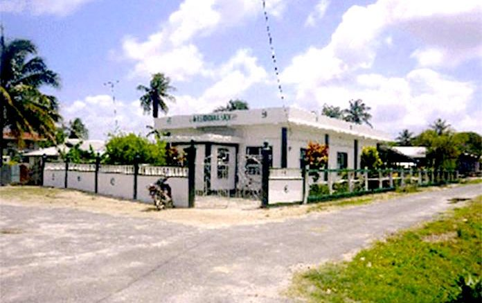 The Queenstown Masjid, Essequibo Coast
