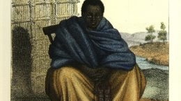 A marabout, (1853)