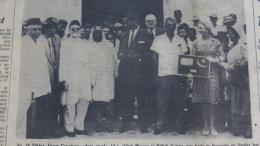 # 78 Mosque centennial celebration in the Corentyne in September 1963